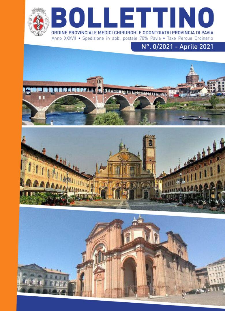 00_Bollettino Ordine Medici Pavia - NUMERO ZERO-1